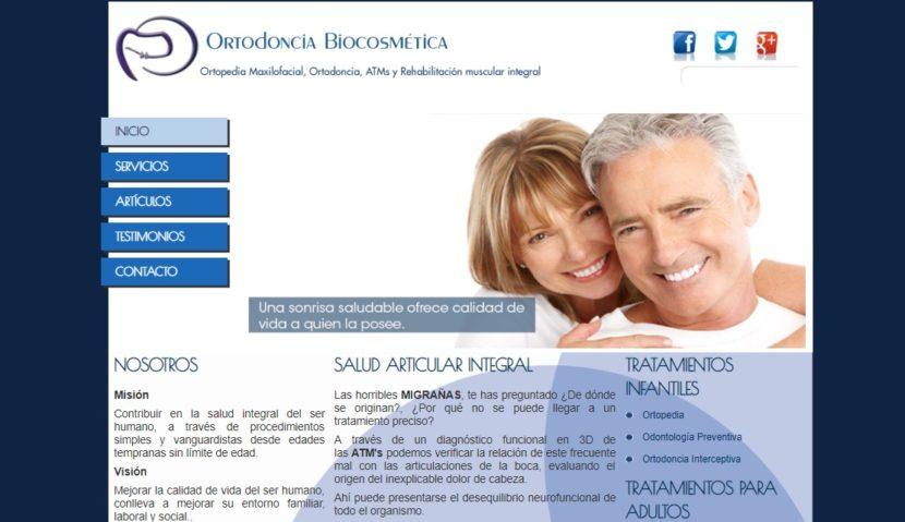 Ortodoncia Biocosmética