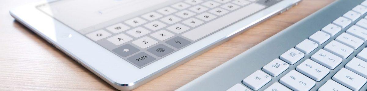 SEO ipad y laptop para posicionamiento Web